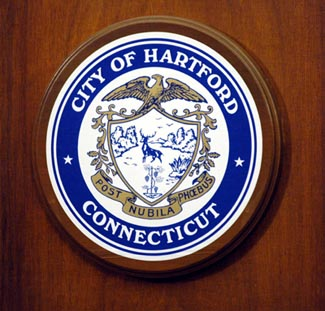 hartford connecticut city seal pinnacle auto appraiser appraisal dimished value