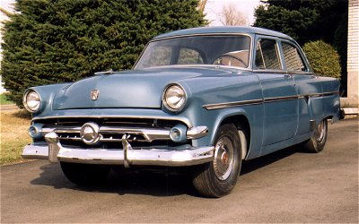 manhester new hampshire 1954 fordcustomline front auto appraiser appraisal diminished value